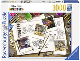Disney PIXAR Sketch Puzzle by Ravensburger