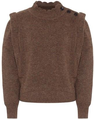 Etoile Isabel Marant Meery merino wool sweater