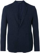 Emporio Armani multi-pockets blazer