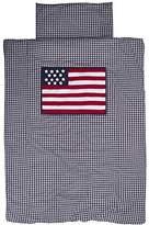 Camilla And Marc Taftan Duvet Cover, 100 x 135 cm, American Flag
