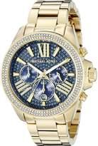 Michael Kors Women's Wren MK6291 Stainless-Steel Quartz Watch