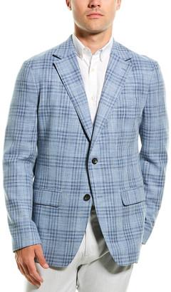 Bonobos Unstructured Fashion Wool & Linen-Blend Blazer