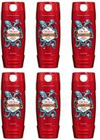 Old Spice Wild Collection Body Wash,16 Fluid Ounce (Pack of 6)