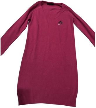 Balenciaga Pink Wool Knitwear for Women