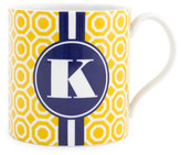 Jonathan Adler Mustard Carnaby Mug - K