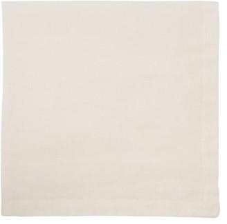 Once Milano - Linen Napkin - White