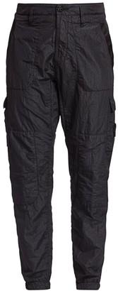 Stone Island Nylon Cargo Pants