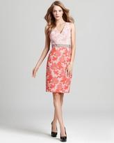 Anne Klein Dress Sheath Dress - Grosgrain Waist