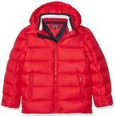 Tommy Hilfiger Boy's Ame Thkb Basic Jacket