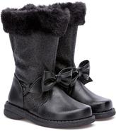 Rachel Black Smooth Remmy Boot