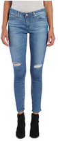 AG Jeans Women's Legging Ankle Skinny Jean in 17 Years Roving Wind