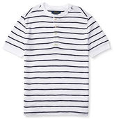 Ralph Lauren Boys 8-20 Cotton Henley Tee