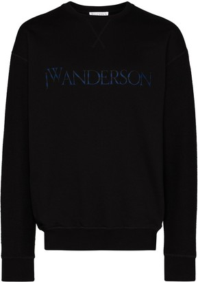 J.W.Anderson Embroidered-Logo Sweatshirt