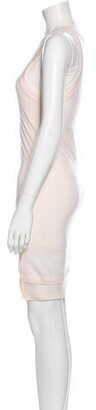 Alexander Wang Wool Knee-Length Dress w/ Tags Wool