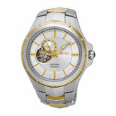 Seiko Mens Two Tone Bracelet Watch-Ssa314
