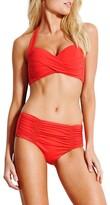 Seafolly Separates Twist Soft Cup Halter Bikini Top