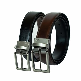 Dockers Feather Reversible Stitch Belt