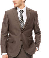 Jf J.Ferrar JF End on End Taupe Slim-Fit Jacket