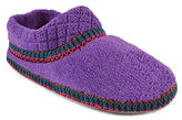 Muk Luks Fleece Stitched Slippers