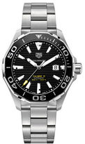 Tag Heuer Aquaracer Automatic Stainless Steel Watch, WAY201ABA092