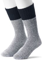Croft & Barrow Men's 2-pack Cold-Weather Crew Boot Socks