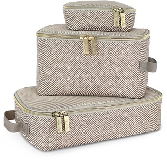 Itzy Ritzy Set of 3 Travel Diaper Bags