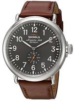 Shinola Detroit The Runwell 47mm - 20018330 (Tan/Slate) Watches