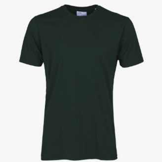 Colorful Standard - Hunter Green Tee Shirt - xs