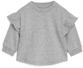 Thumbnail for your product : Arket Frill Sweatshirt