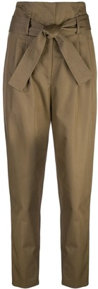 Adam Lippes High-Waisted Trousers
