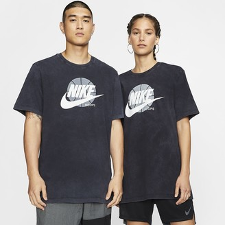 Nike Washed Basketball T-Shirt Futura