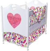 Room Magic RM05-HT 4 Piece Crib Set