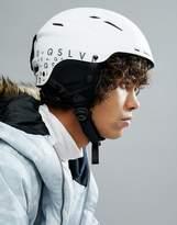 Quiksilver Motion Ski Helmet in White
