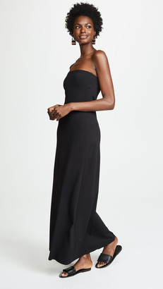 Susana Monaco Strapless Maxi Dress