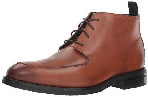 Cole Haan Men's Wagner Grand Apron Chukka Waterproof Boot
