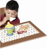 Munchkin Travelware Disposable Placemats