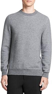 Theory Jacquard Cashmere Sweater