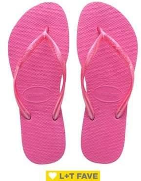 Havaianas Slim Rubber Flip-Flops