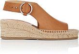Rag & Bone Women's Calla Leather Wedge Espadrille Sandals