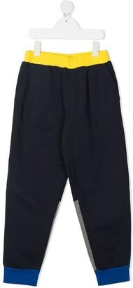 Marni Colour-Block Track Trousers