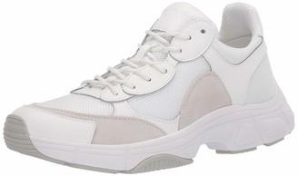 Calvin Klein Men's Daxton Smooth Calf Sneaker