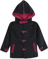 Andy & Evan Toggle Pea Coat (Toddler/Kid) - Navy-4T