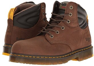 Dr. Martens Work Hynine ST (Brown Overlord) Men's Boots