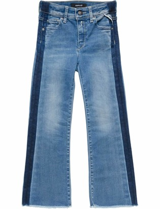 Replay Girl's Sg9296.052.45c 822 Jeans