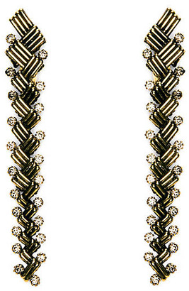 One Kings Lane Dante Drop Earrings