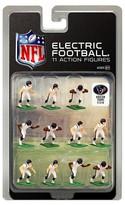 White Uniform NFL Action Figure Set