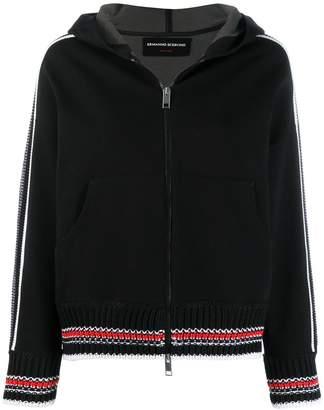 Ermanno Scervino hooded active jacket