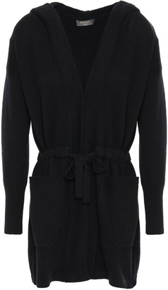 N.Peal Cashmere Hooded Cardigan