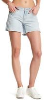 Vigoss Fray Hem Shorts