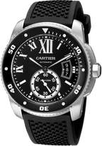 Cartier Men's W7100056 Analog Display Swiss Automatic Watch